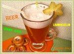 Лимонный Шенди (пивной коктейль)