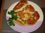 Котлеты картофельно-рисовые мамины