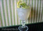 Мятно-лимонное желе из зелёного чая