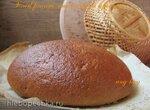 Хлеб ржано-пшеничный простой