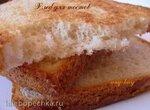 Хлеб для тостов на закваске