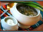 Овсяный суп с редисом Релуге