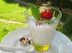 Кокосовый йогурт и коктейли на его основе