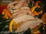 Бедра куриные имбирно-апельсиновые Су-Вид