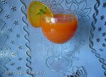 Морковно-апельсиновое желе