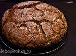 Хлеб Сувенирный знатный на бакферменте Sekowa