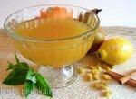 Бульон для сладких супов (соусов, желе, сиропа) фруктовый светлый