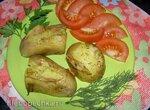 Картофель, запеченный по-португальски