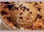"""Мороженое """"Кокосовый мокко"""" (компрессорная мороженица Nemox Talent Gelato&Sorbet)"""