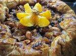 Цитрусовый пирог из теста фило Романтический вечер на пикнике