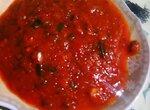 Кетчуп с базиликом