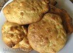 Кукурузное печенье с хлопьями