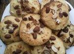 Творожное печенье с кукурузной мукой Утреннее