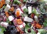 Салат из тыквы с сыром Фетакса(по мотивам рецепта Найджелы Лоусон)
