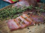 Сыровяленая индейка и немного про татарскую кухню