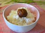 Соленая японская слива «умебоши»