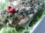 Филе трески в сухарях с каперсами для семейного обеда