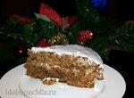 Морковный кекс (carrot cake)