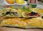 Кленгеры – пирожки с двумя начинками