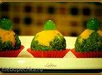 Десерт Тякин сибори, или сжатый в салфетке