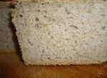 Хлеб из диспергированного пшеничного зерна на закваске