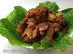 Кимчи жареная со свининой