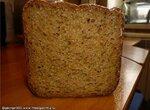 Хлеб пшенично-ржаной с цикорием (хлебопечка)