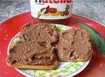 Паста шоколадно-ореховая
