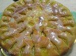 Кухен Мандариновые облака в пиццепечке Princess