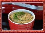 Мясной паштет в кухонном процессоре KitchenAid Artisan