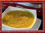 Пряный крем-суп из фенхеля и сельдерея в кухонном процессоре KitchenAid Artisan