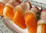 Сэндвичи из тыквы с сыром