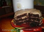 Торт Шоколад на кипятке в рисоварке Clatronic