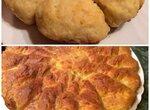 Болгарские Питки с брынзой и маслом (мультиварка Zigmund & Shtain MC-DS42IH или пиццепечь Принцесс)