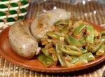 Картофельная колбаса (Salame di patata)