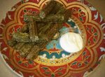 Чуррос капустный с шампиньонами и шпинатом (в чурросмейкере Princess 132401)