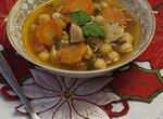 Томатный суп с нутом (для Zigmund & Shtain MC-DS42IH)