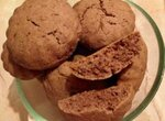 Печенье ореховое из полбяной муки