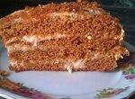 Торт медовый Один из тысячи