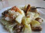 Салат с картофелем Деревенский