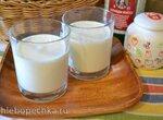 Кисломолочный напиток ТАН из коровьего молока с минеральной водой