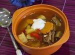 Венгерский суп-гуляш (для Zigmund & Shtain MC-DS42IH)