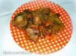 Говяжьи хвосты тушеные с картофелем и грибами