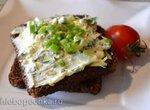 Масло сливочное солено-огуречное