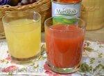 Сывороточный напиток с томатным соком