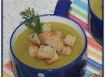 Овощной суп-пюре с цветной капустой и брокколи (блендер–суповарка Vitek VT-2620)