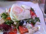 Яйцо «пашот» на сковороде