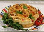 Зейтун – пирог из лаваша