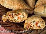 Пирожки слоёные мультипечь DeLonghi FH1394 (кузинка)