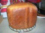 Имбирно-творожный хлеб  (хлебопечка)